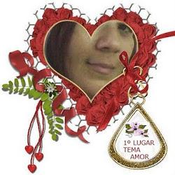 Amei com todo amor que tenho...