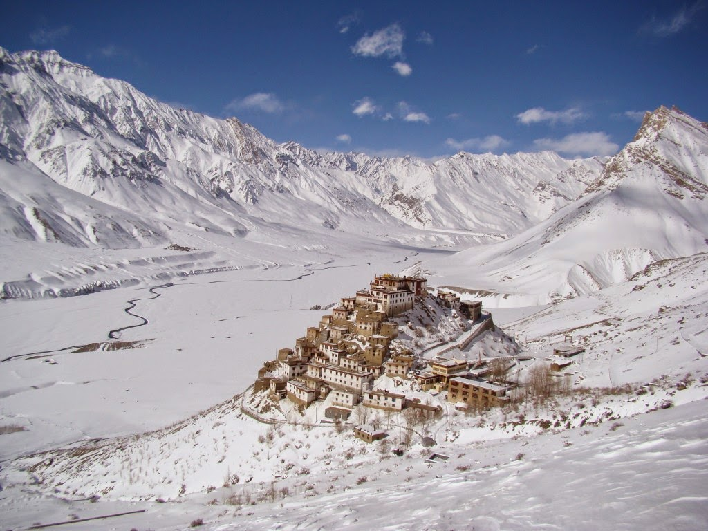 Spiti Valley, Himalayas