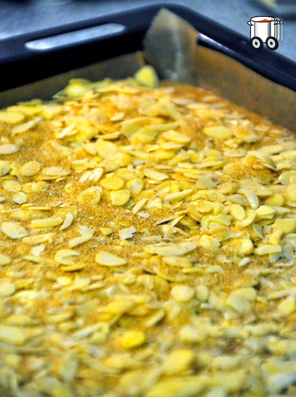 Schnell Preiswert Schmackhaft - Buttermilch-Butterkuchen