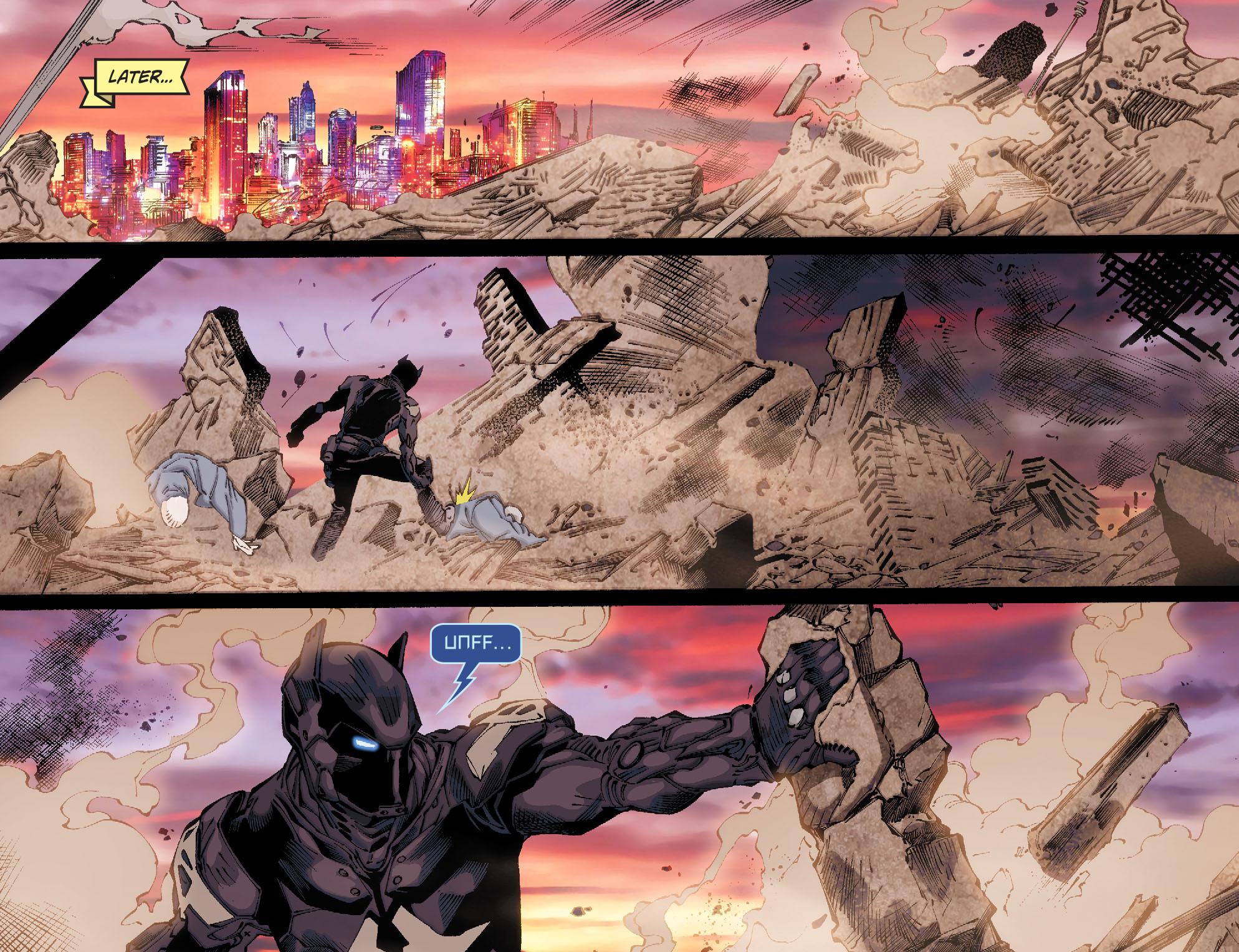 Batman: Arkham Knight [I] Issue #18 #20 - English 21