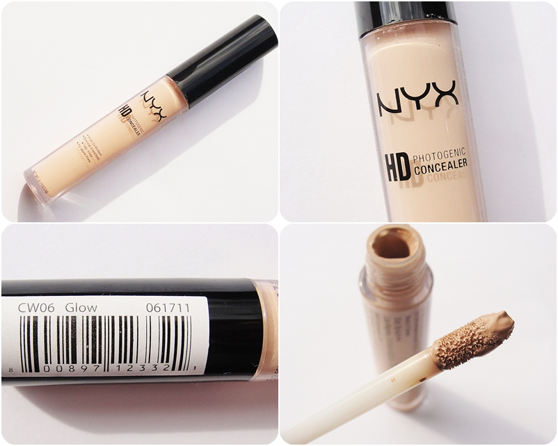 Corretivo nyx concealer wand glow - Nyx concealer wand glow ...