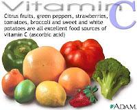 Vitamin C, manfaat Vitamin C, Vitamin C untuk Kesehatan, Kandungan Vitamin C