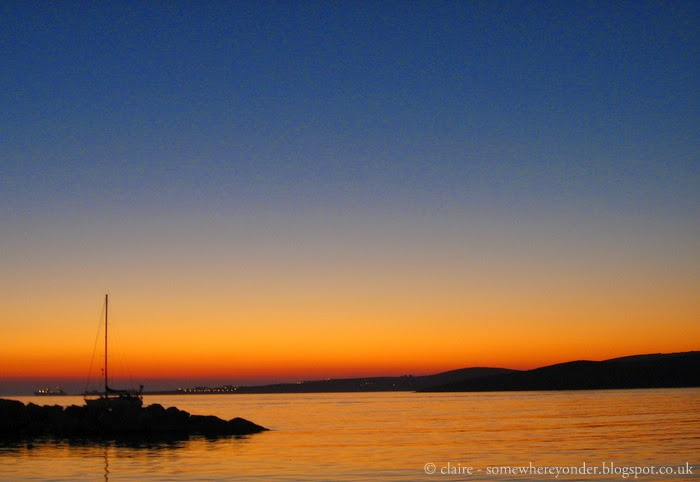 sunset - Ios Greece 2011
