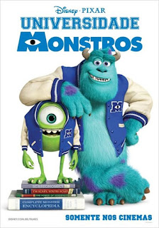 Universidade Monstros (Dublado) HDRip RMVB