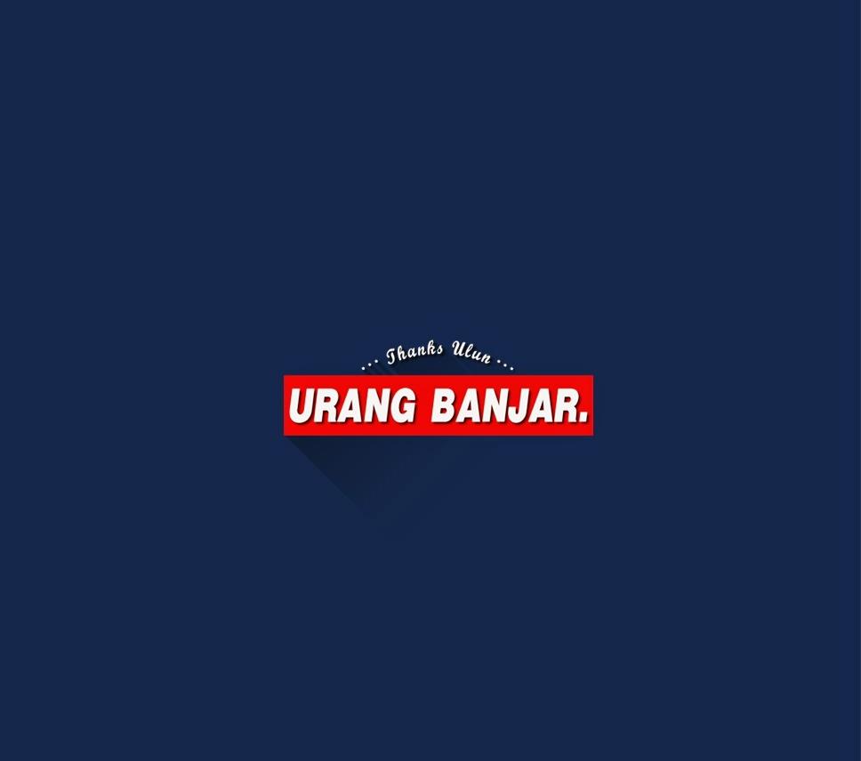 Artwork Branding Urang Banjar