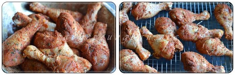 Đùi gà nướng giòn 2