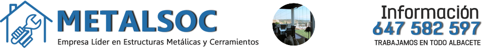 Cerramientos en Albacete · PRESUPUESTO GRATIS · Acristalamiento de terrazas