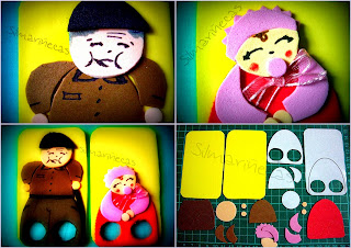 cómo hacer marionetas para dedos-