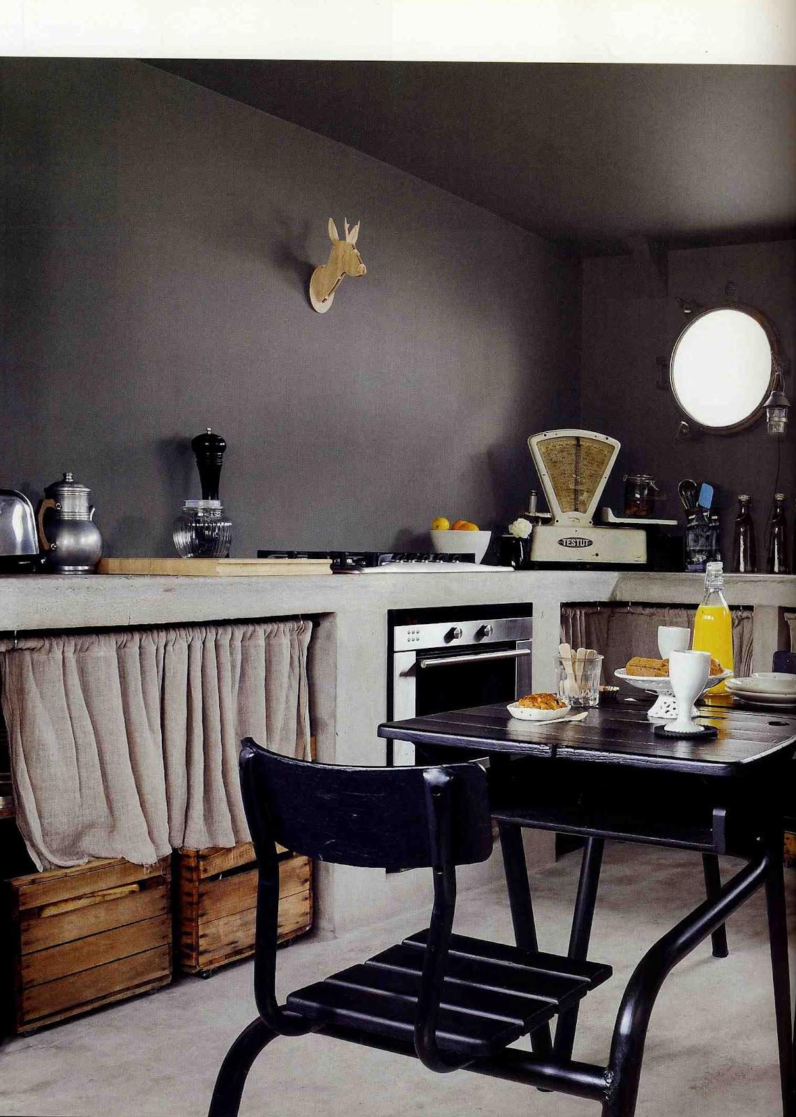 En mi espacio vital muebles recuperados y decoraci n - Muebles de cocina hechos de obra ...