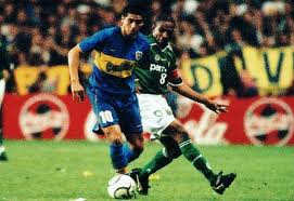 Palmeiras 0 x 0 Boca Juniors - 2000