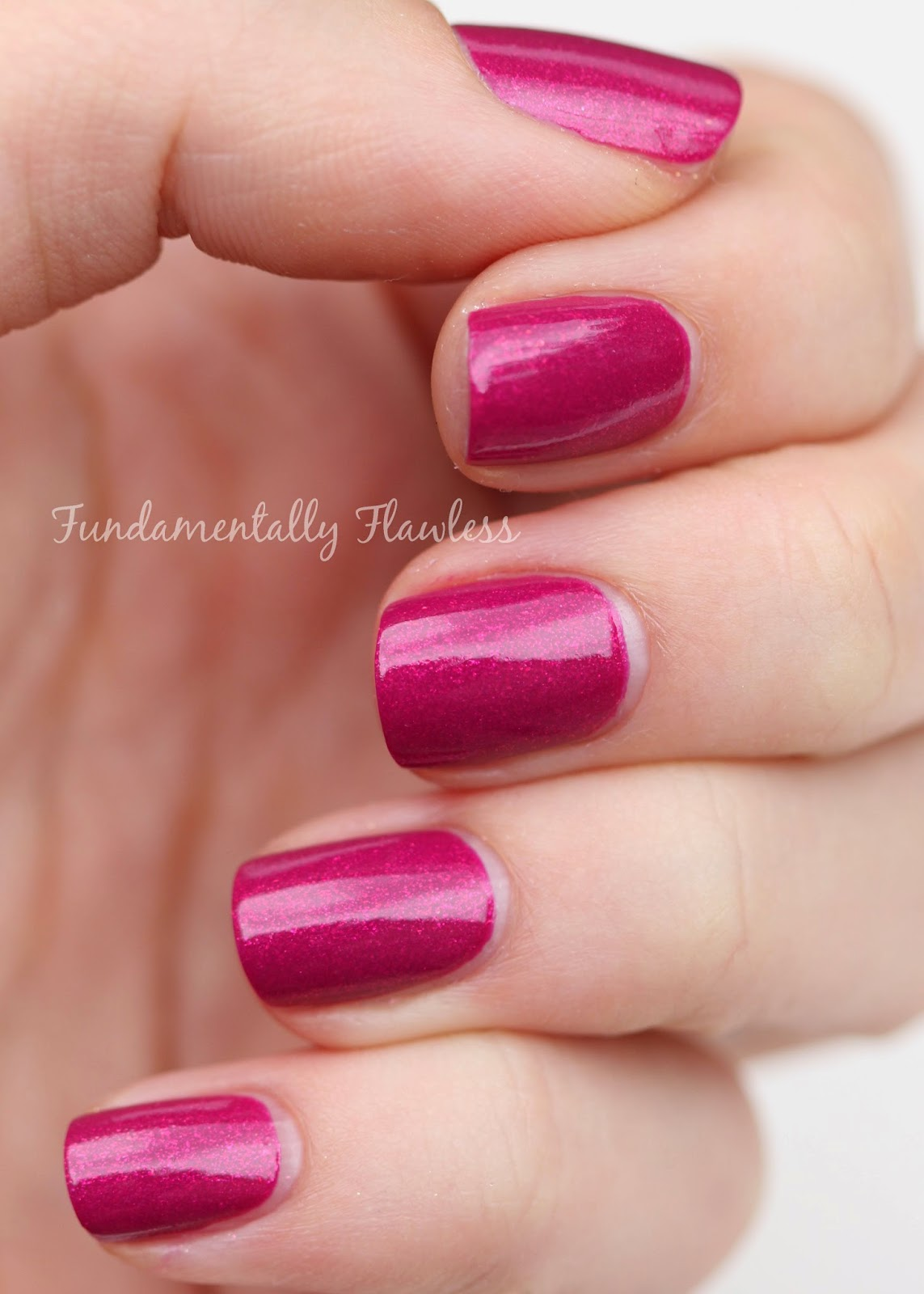 Models Own Diamond Luxe Oval Plum Swatch
