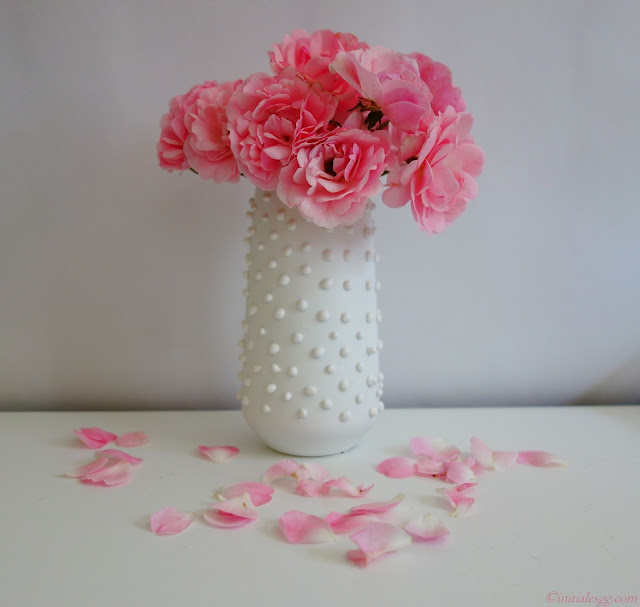relooker un vase