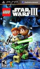 Lego Star Wars III iso PSP