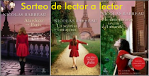 "Sorteo en el blog ""De Lector a lector"""
