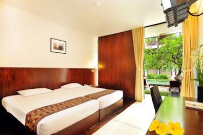 Hotel The Oasis Kuta, Bali