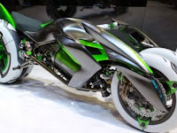 Motor Masa Depan Terbaru Dari Kawasaki