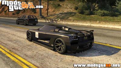 V - Mod Realistic Topspeed (Velocidade Realista) para GTA V PC