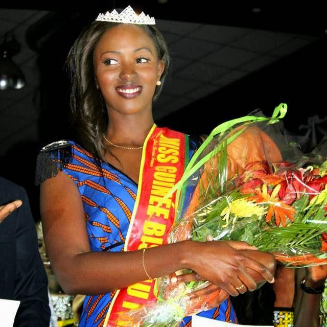 MISS GUINÉ-BISSAU - FRANÇA 2015