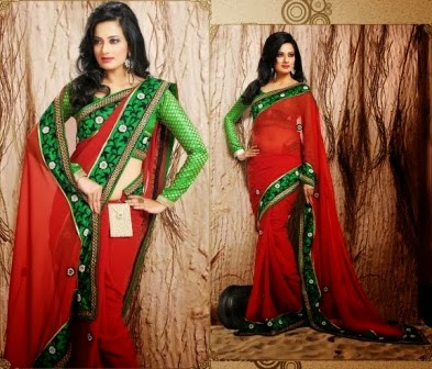 Designer Fancy Indian Sarees