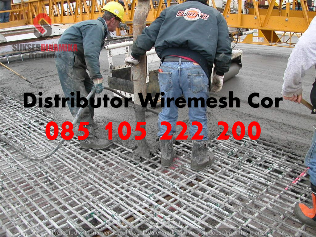 Pabrik Wiremesh Untuk Dak Kirim ke Mojokerto Jawa Timur