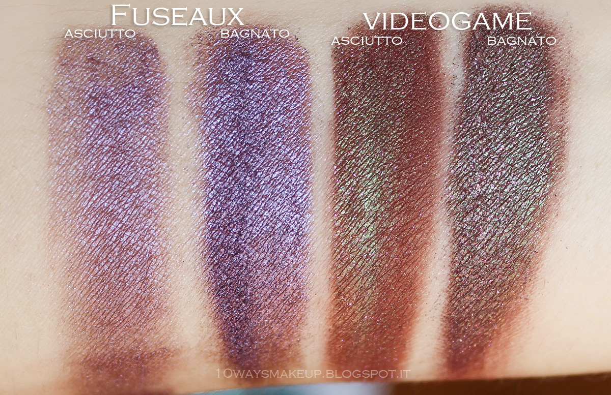 Neve Cosmetics Pop Society swatches