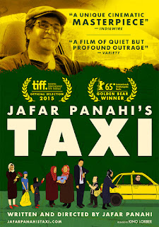 "Review | ""Jafar Panahi's Taxi""/""The Pearl Button"""