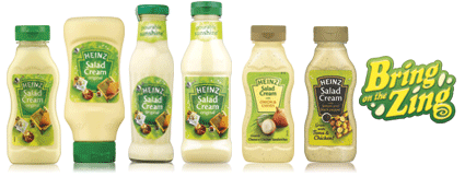 heinz salad cream advert analysis To help give you the best experience on our site and to show you relevant advertising add heinz salad cream 235g add add heinz salad cream 235g to basket.