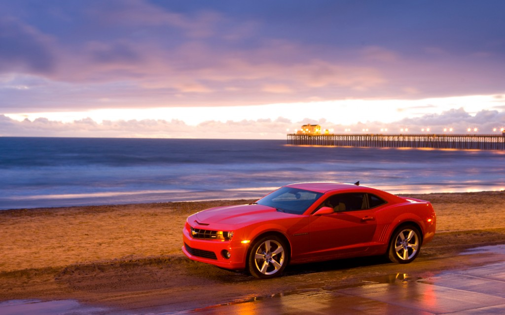 2014 Chevrolet Camaro Debut at New York Auto Show