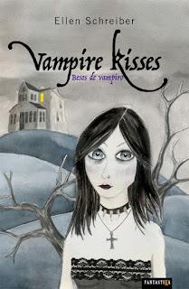 #Blogtubre Reseña: Vampire Kisses - Ellen Schreiber