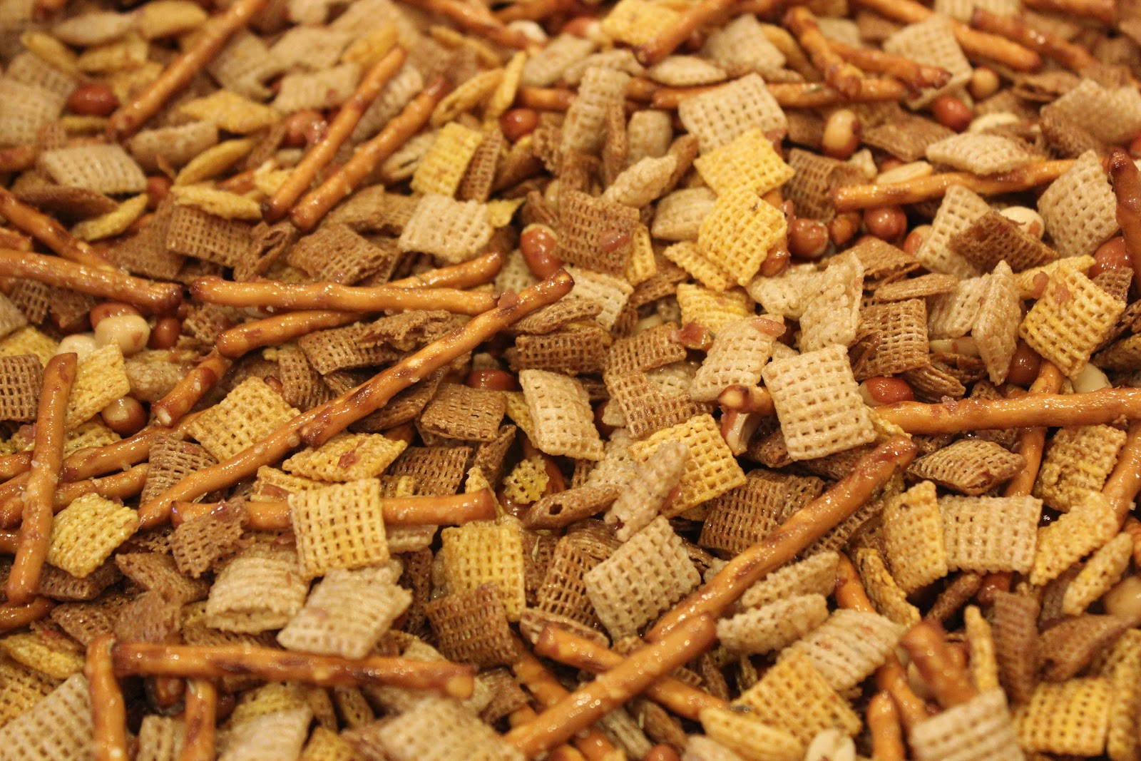 Near to Nothing: Favorite Chex Mix
