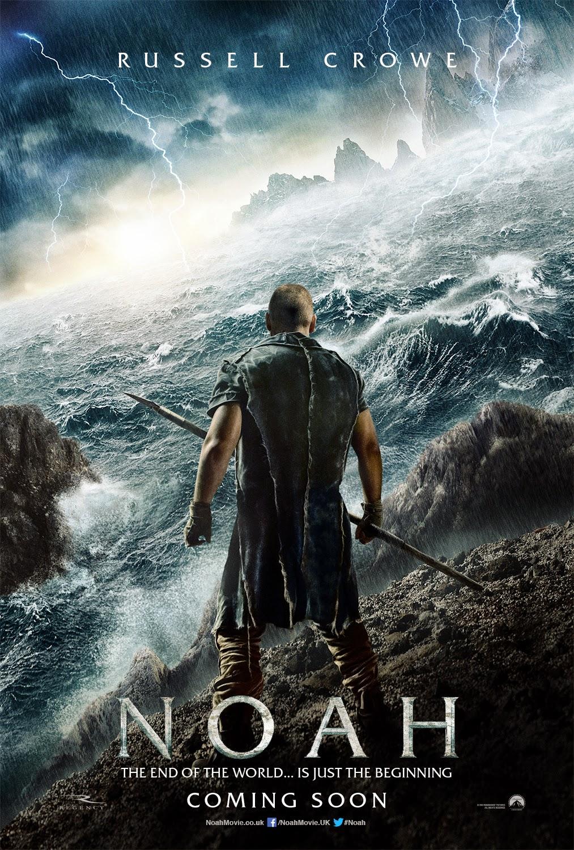 Noah (2014) โนอาห์ มหาวิบัติวันล้างโลก [HD][พากย์ไทย]