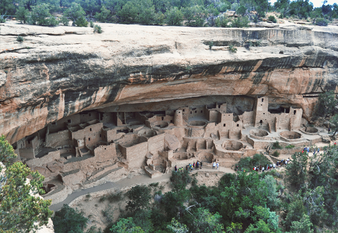 The Flying Clubhouse: Mesa Verde - Cliff Palace