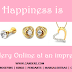 Happiness is buying online jewellery