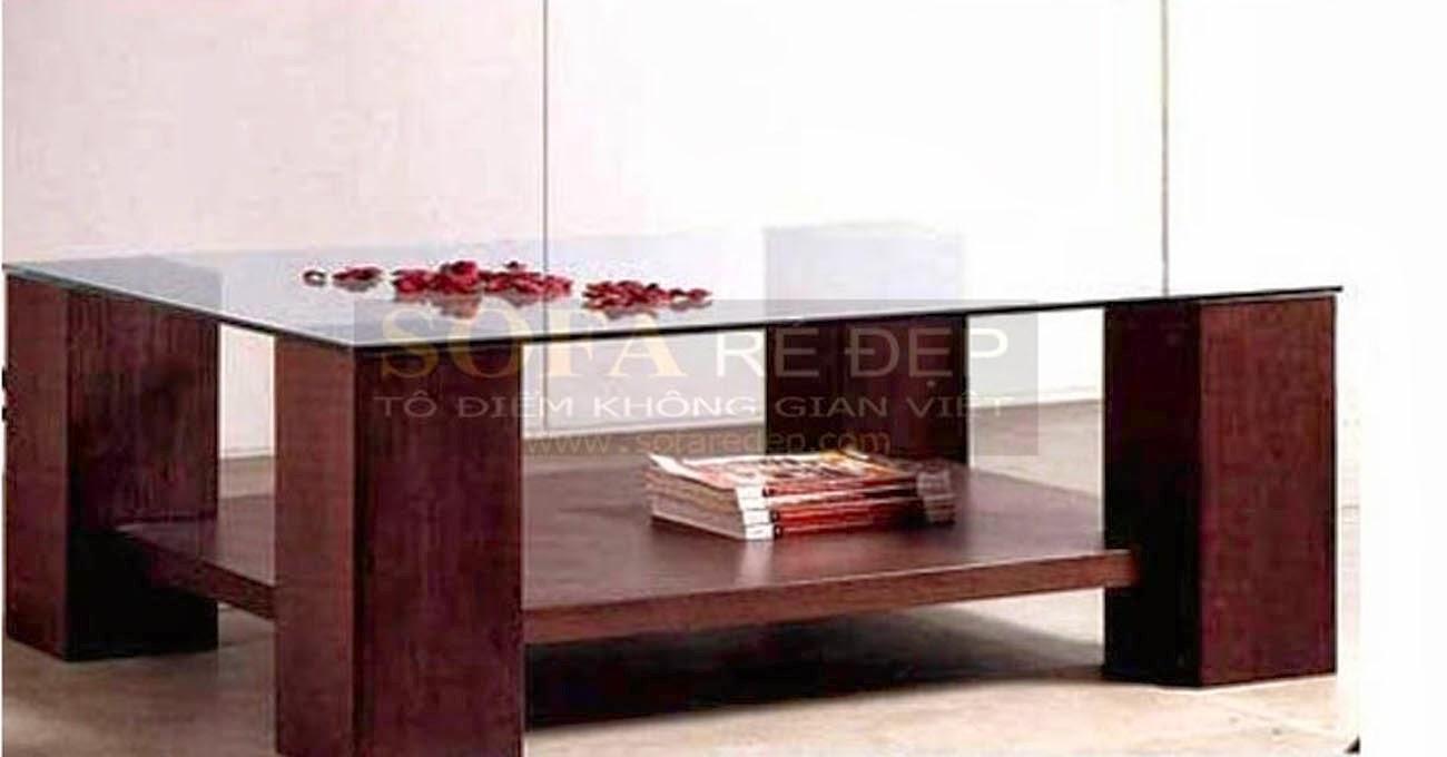 Bàn sofa gỗ BS046