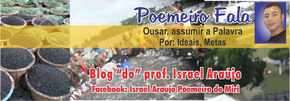 Blog do Prof. Israel Araújo