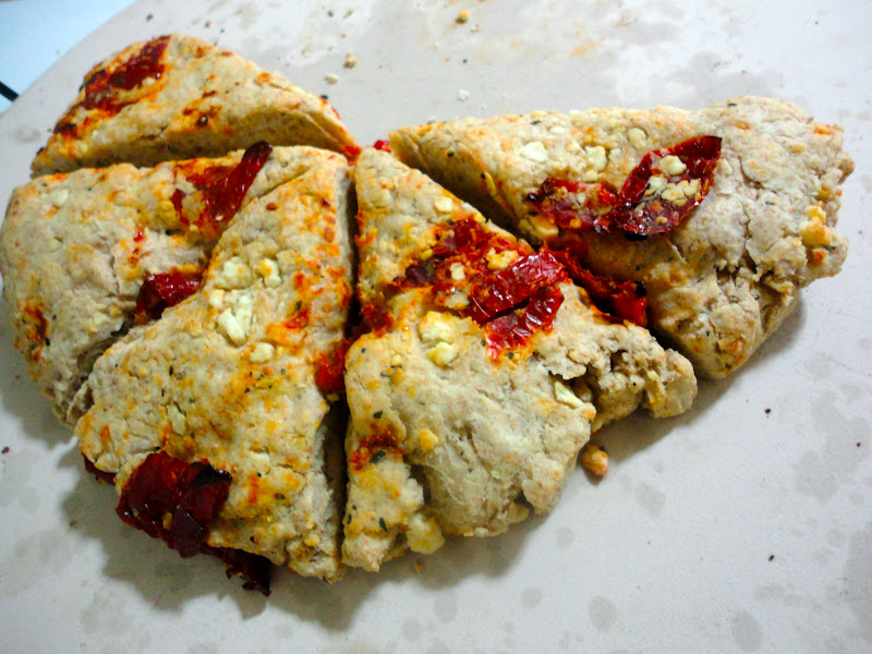 how to make scones with baking powder
