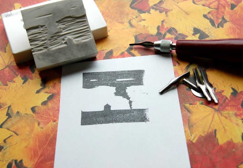 the craftinomicon make your own rubber stamps