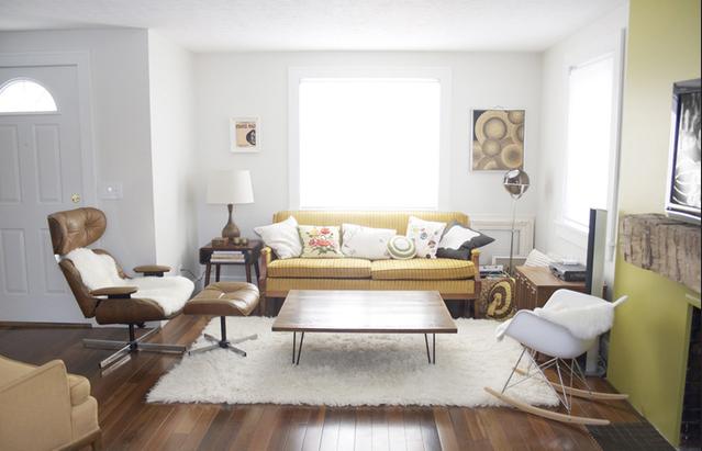 Mid Century Modern Home Interiors