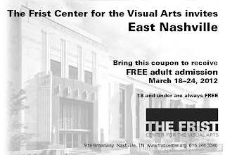 Coupon for free admission to the First Center