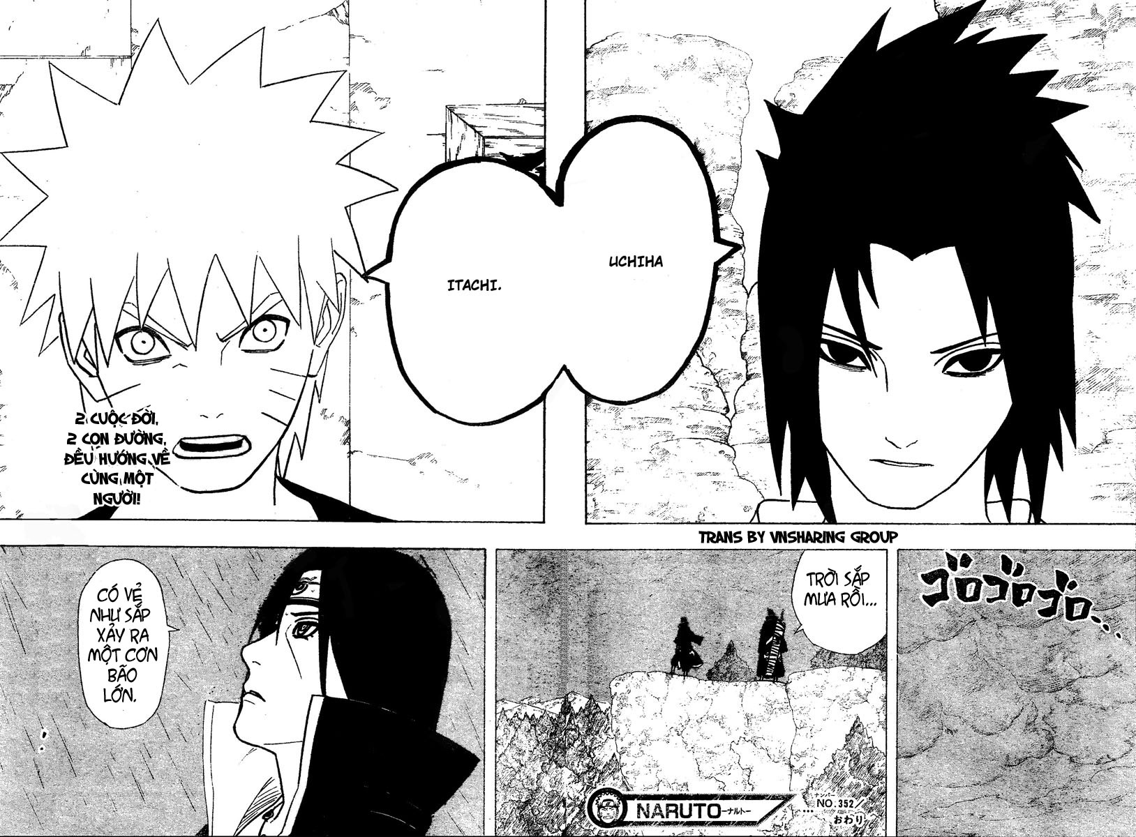 Naruto chap 352 Trang 17 - Mangak.info