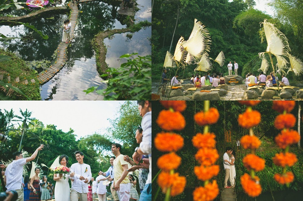 WEDDING AT BAMBU INDAH ECO LUXURY RESORT UBUD BALI BY DELUXSHIONIST BLOG FOR BRIDESTORY