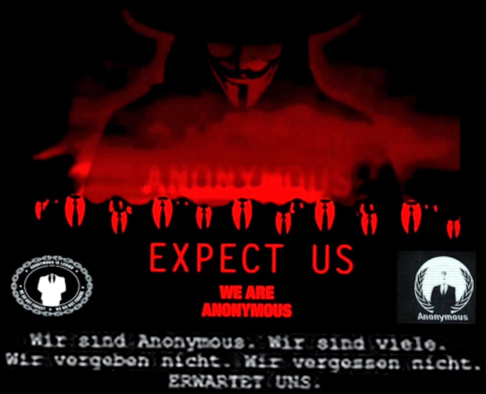 We are Anonymous