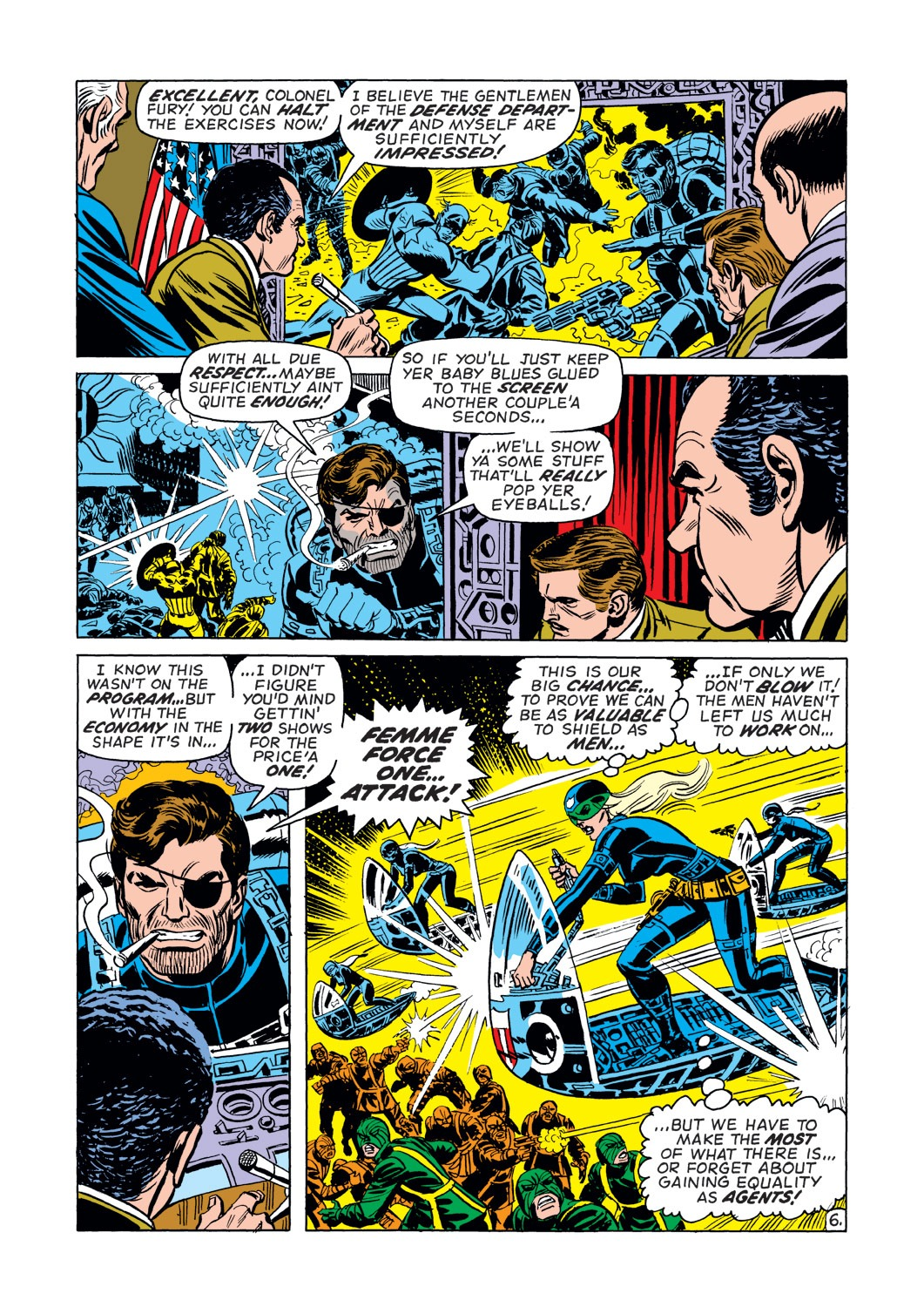 Captain America (1968) Issue #144 #58 - English 7