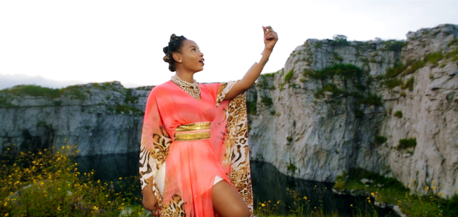 Gorgeous Singer Yemi Alade Shows Touching Gratitude in 'Na Gode' Video