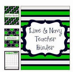 http://www.teacherspayteachers.com/Product/Teacher-Binder-2014-2015-Editable-Lime-Navy-1362082