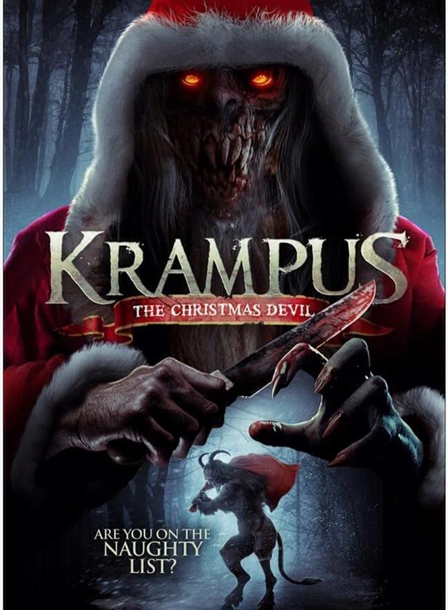 Movies and Philosophy Now: Krampus and the Dark Reality of Christmas