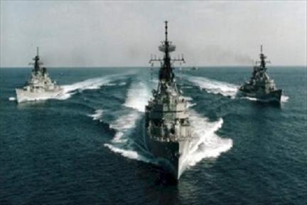 HMAS fleet