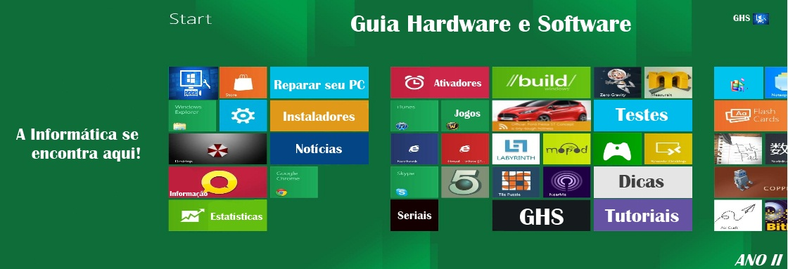 Guia Hardware e Software