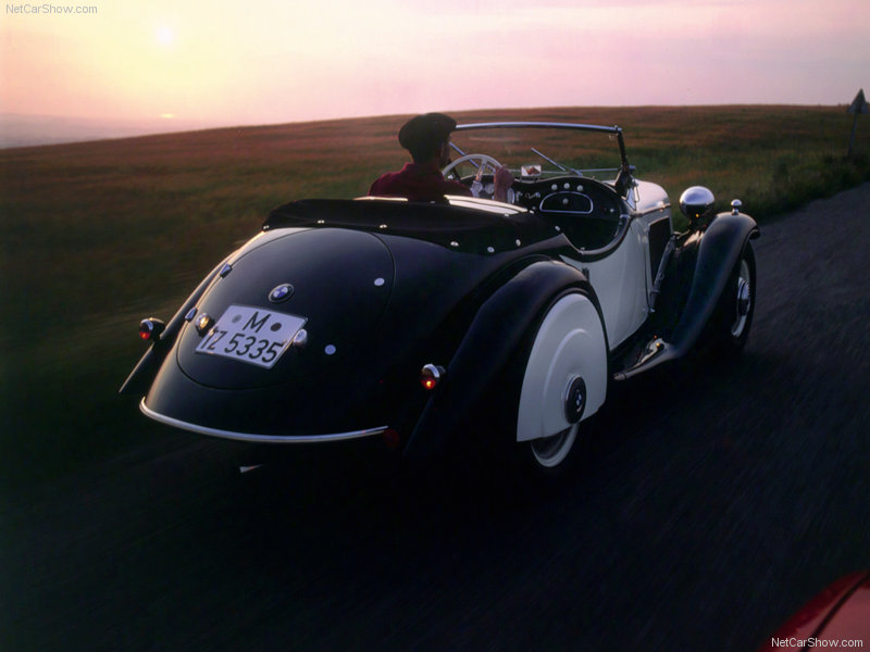 1935 - BMW 315 - 1 Roadster Wallpapers For PC ~ BMW Automobiles
