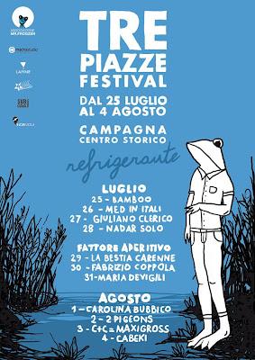 Tre Piazze Festival